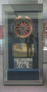 日本で初めて作られた国産タイヤ
